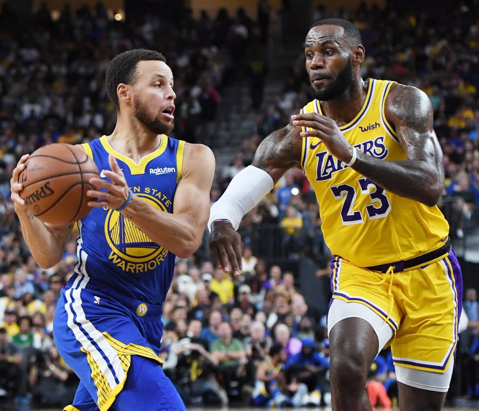 Stephen Curry vs LeBron James: An all-time great debate