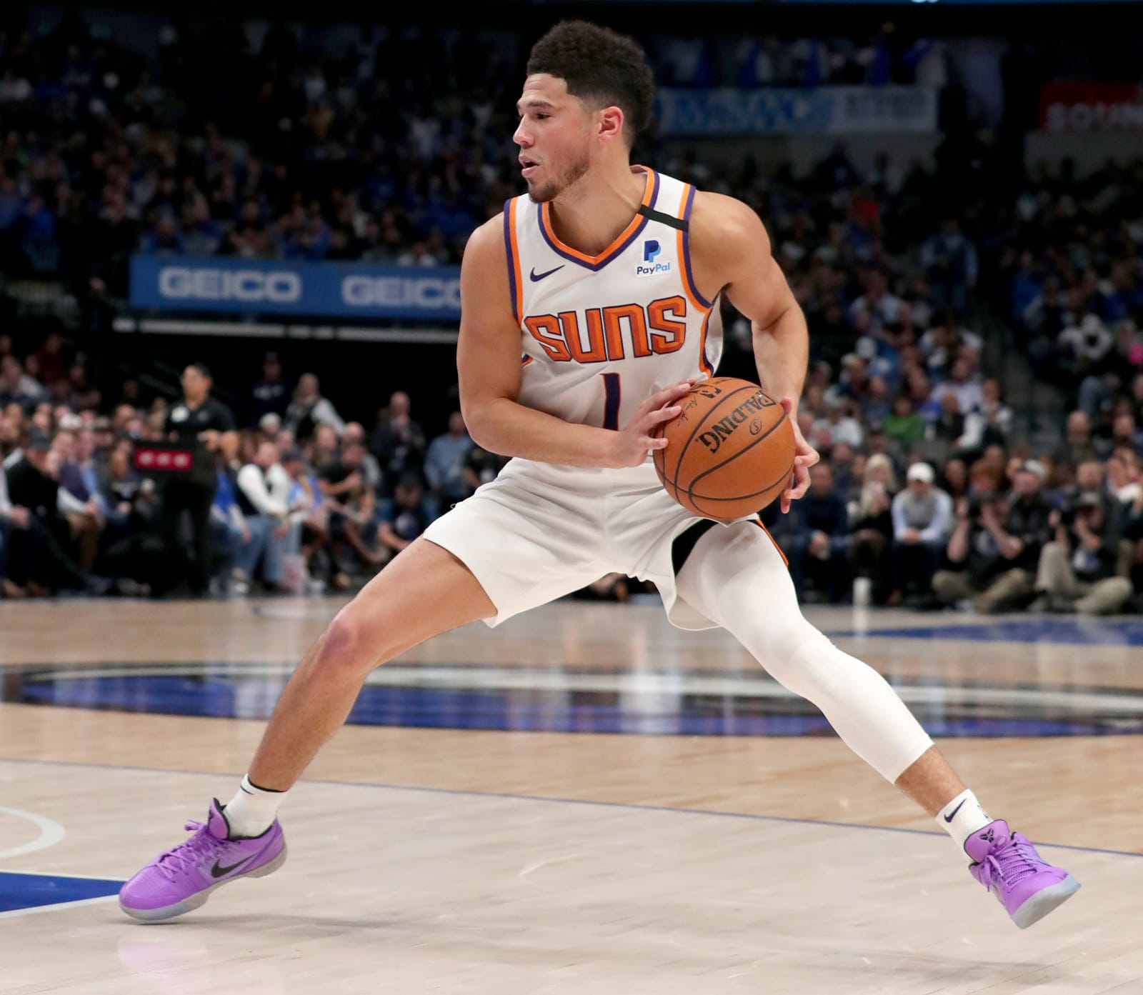Phoenix Suns, Devin Booker (Photo by Tom Pennington/Getty Images)