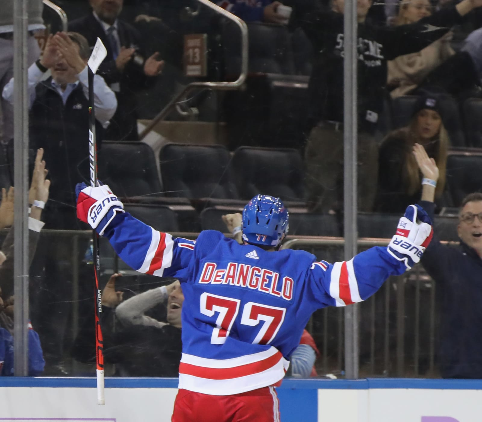 Can The New York Rangers Afford To Retain Defenseman Tony Deangelo