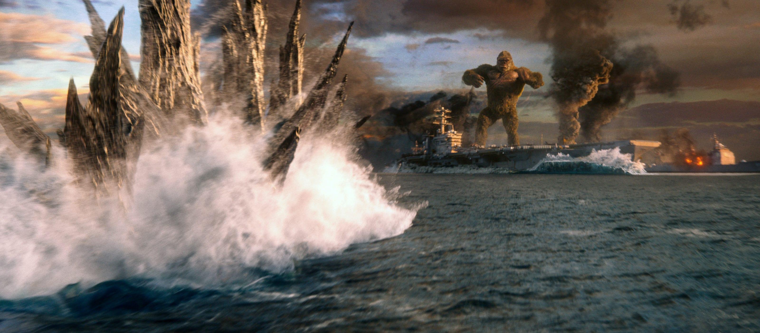 Godzilla Vs. Kong, Marvel, DC