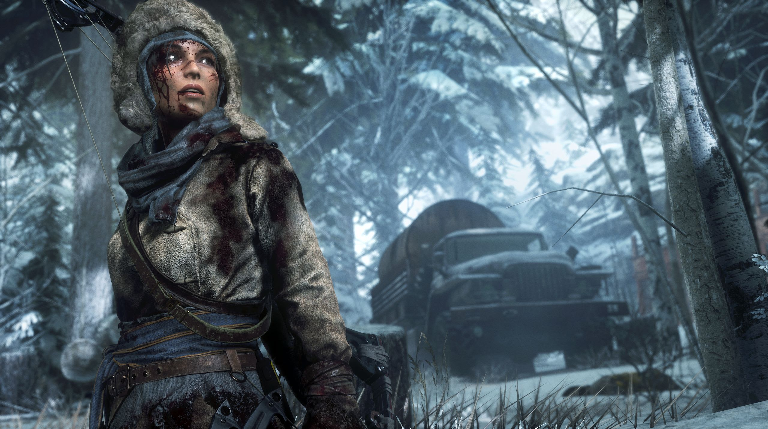 Rise Of The Tomb Raider Ps4 Review The Legend Continues