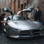 Justice League Mercedes-Benz AMG Vision Gran Turismo