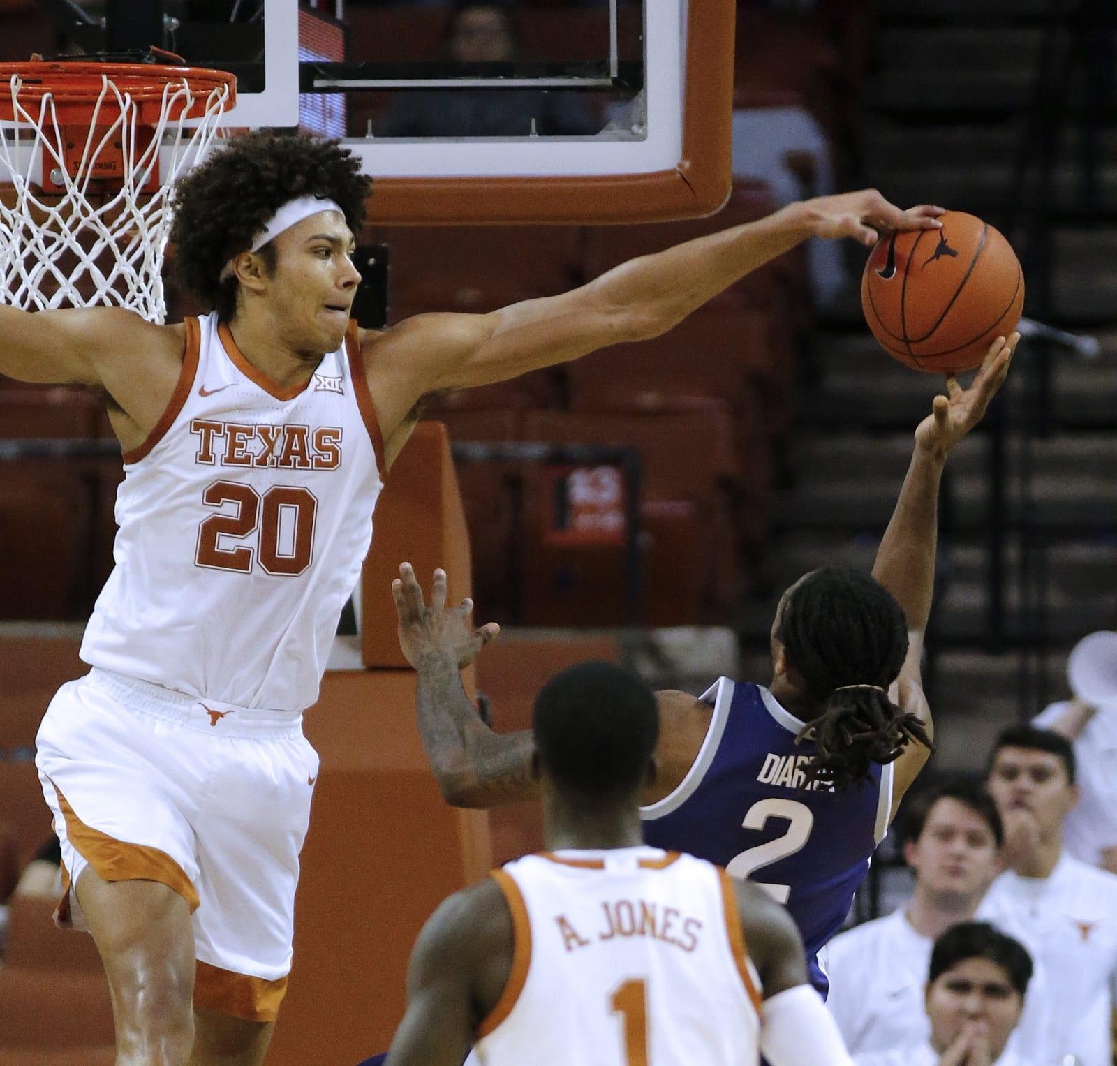 Jericho Sims, Texas Basketball
