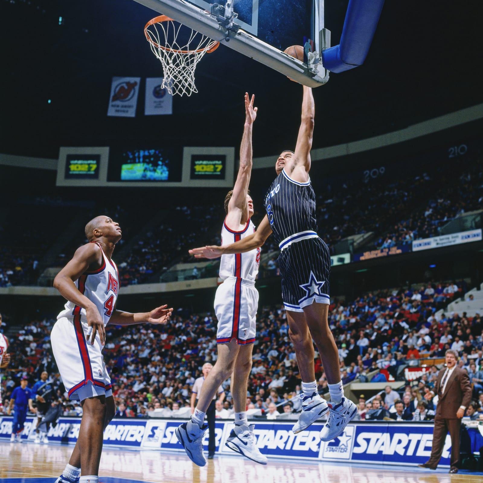 Brian Williams, Bison Dele, Orlando Magic, New Jersey Nets