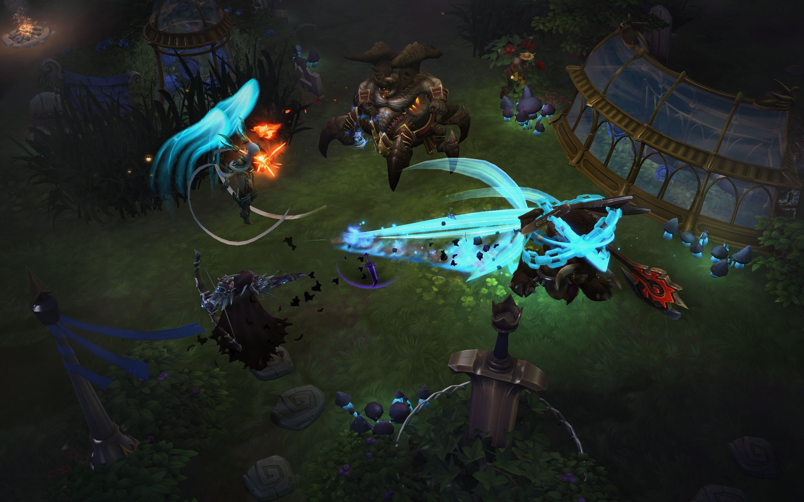Heroes Of The Storm Update Auriel More Balance Changes This thread is for comments about our auriel build guide for heroes of the storm. app trigger