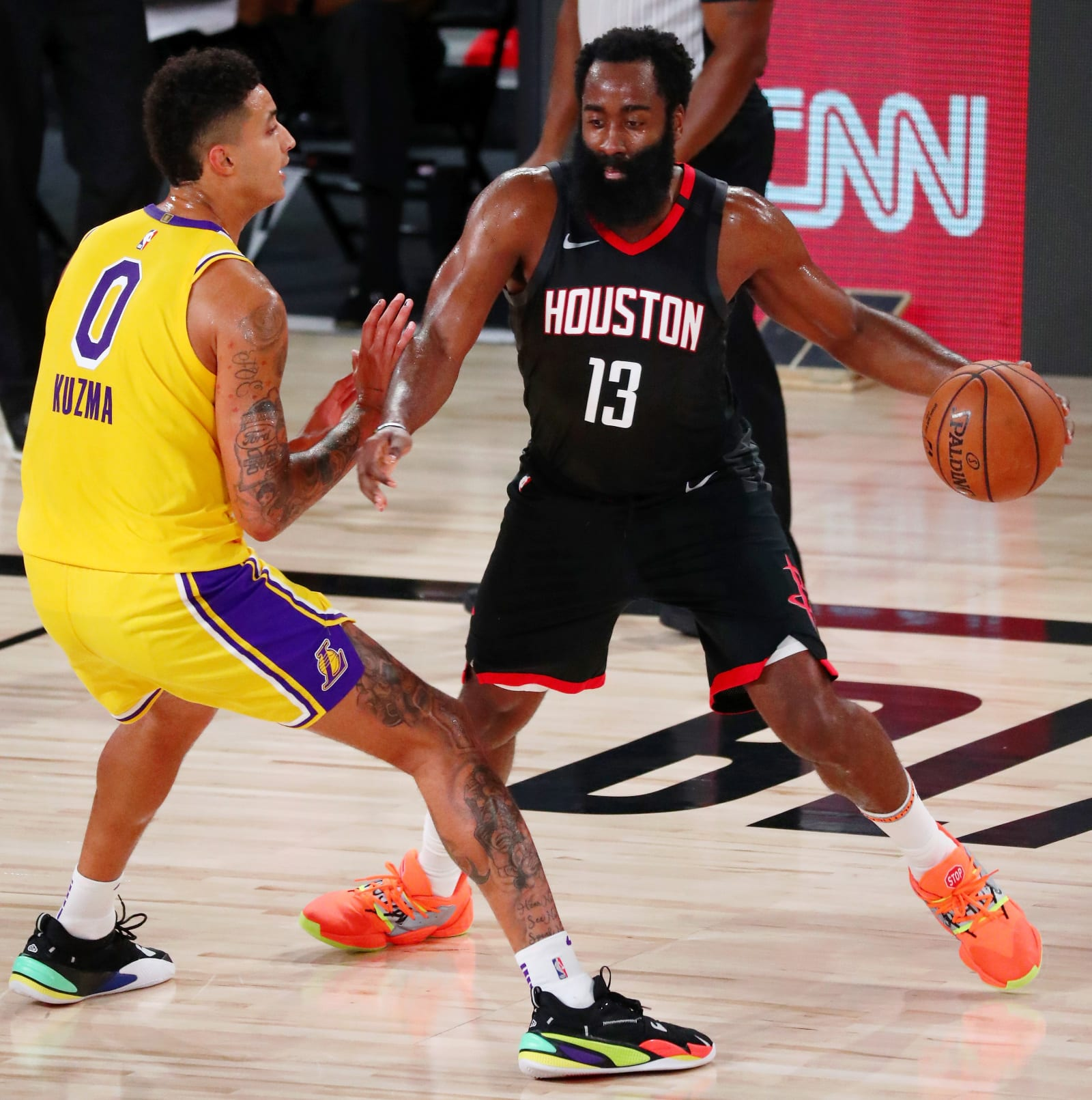 Houston Rockets, Los Angeles Lakers, NBA playoffs
