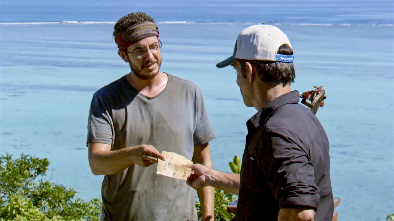 Survivor Edge of Extinction Episode 10 Rick Devens Challenge Advantage