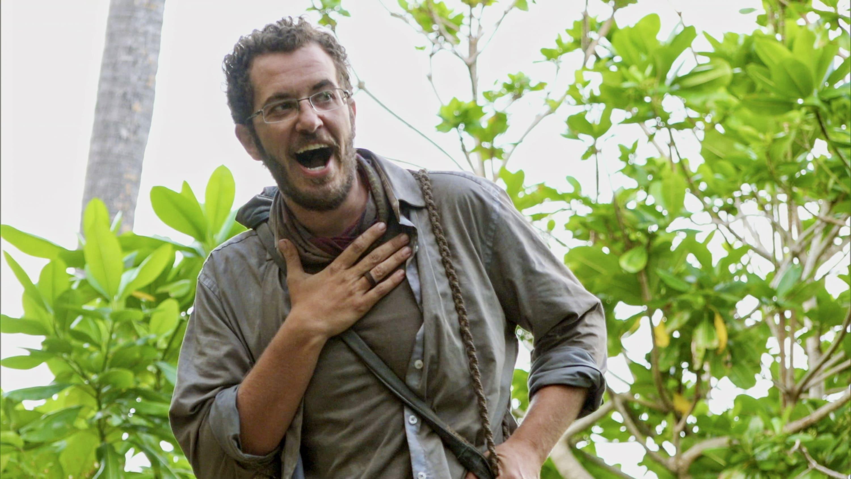 Survivor Edge of Extinction Finale Rick Devens laugh