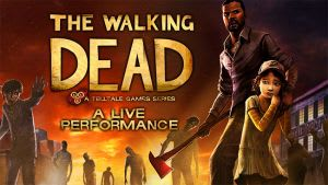 The Walking Dead: A Telltale Games Series Live Performance promotional picture - TelltaleGames.com