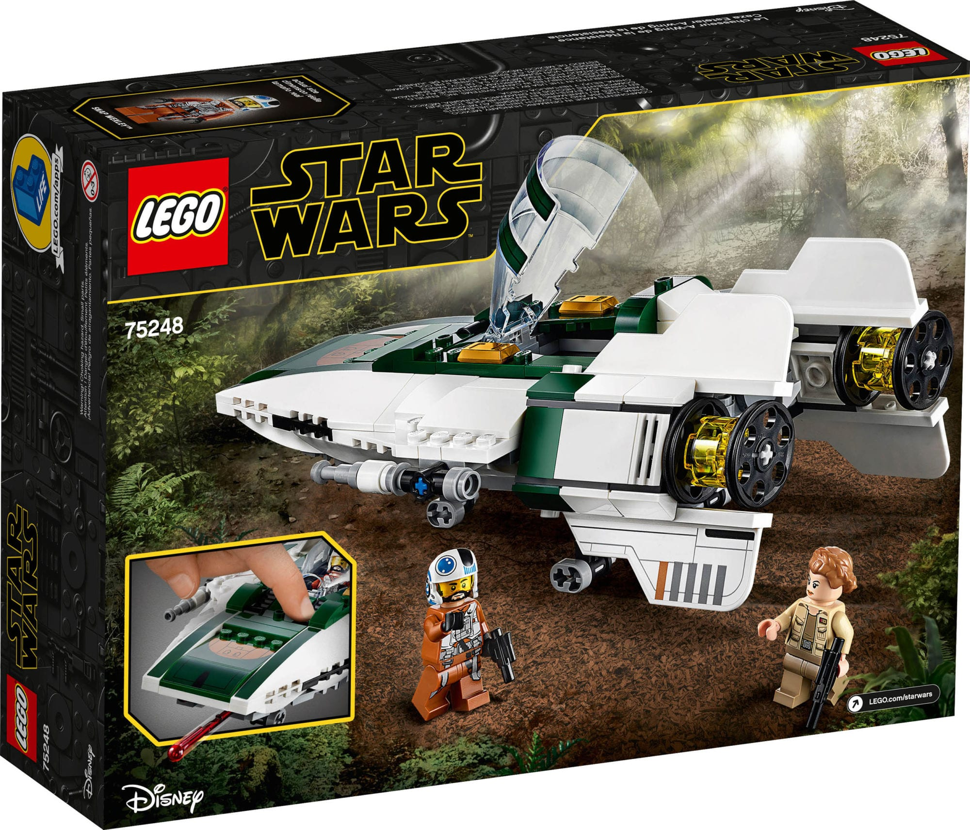 3 Possible Spoilers Star Wars The Rise Of Skywalker S Lego Sets Reveal