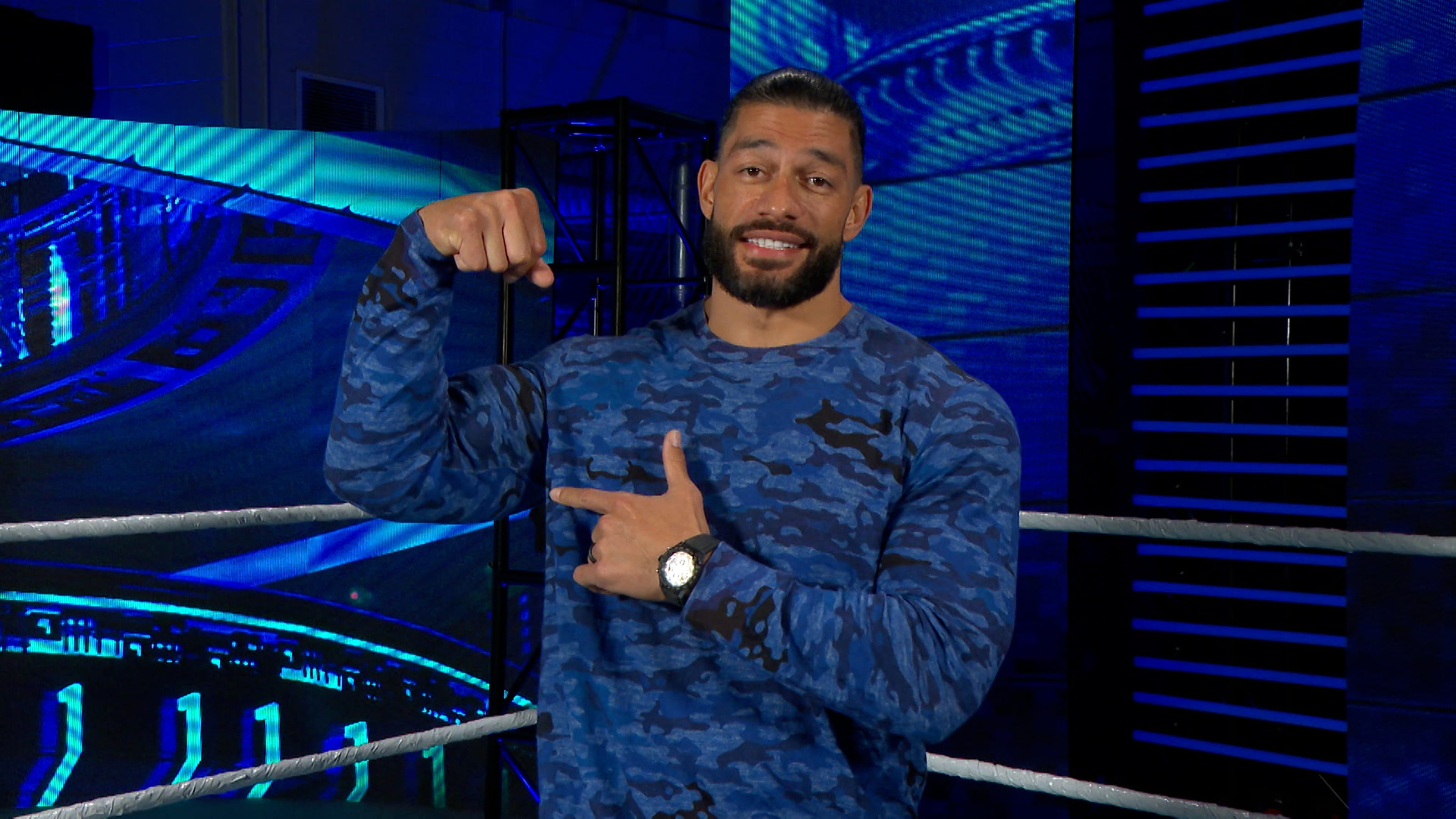 Reason Roman Reigns Not Competing Inside WWE Elimination Chamber In 2021 2