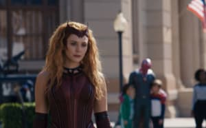 Marvel, WandaVision, Elizabeth Olsen, Emmy nominations 2021