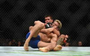 UFC Welterweight Mickey Gall