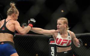 UFC Bantamweight Valentina Shevchenko