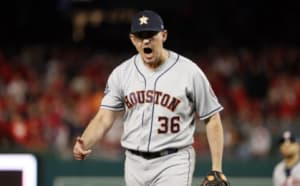 Astros - Will Harris
