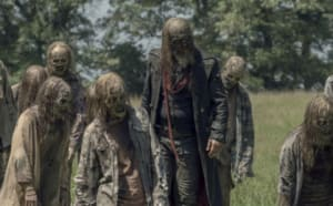 Ryan Hurst as Beta - The Walking Dead _ Season 10, Episode 2 - Photo Credit: Jace Downs/AMC