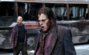 "Image of a zombie, The Walking Dead 101 ""Day's Gone Bye"". The Walking Dead (2010). Photo credit: AMC/Gene Page"