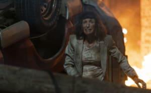 Christina Brucato as Amelia- The Walking Dead: World Beyond _ Season 1, Episode 1 - Photo Credit: Sarah Shatz/AMC
