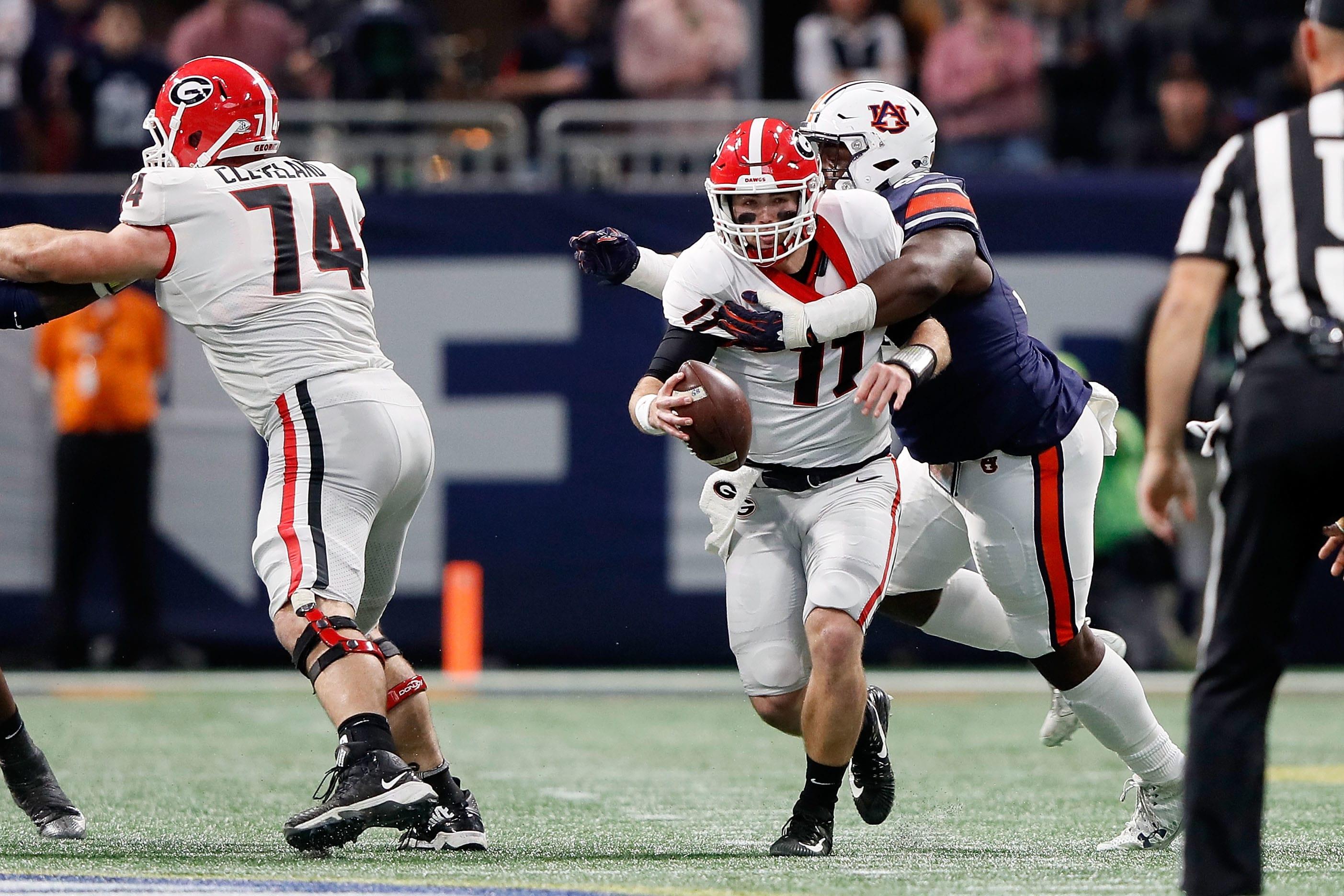 Auburn Football: 3 Takeaways from SEC Championship loss to ...
