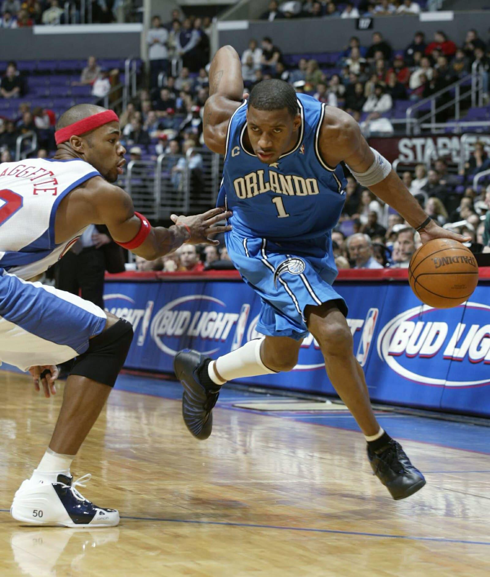 Tracy McGrady, Orlando Magic, Los Angeles Clippers