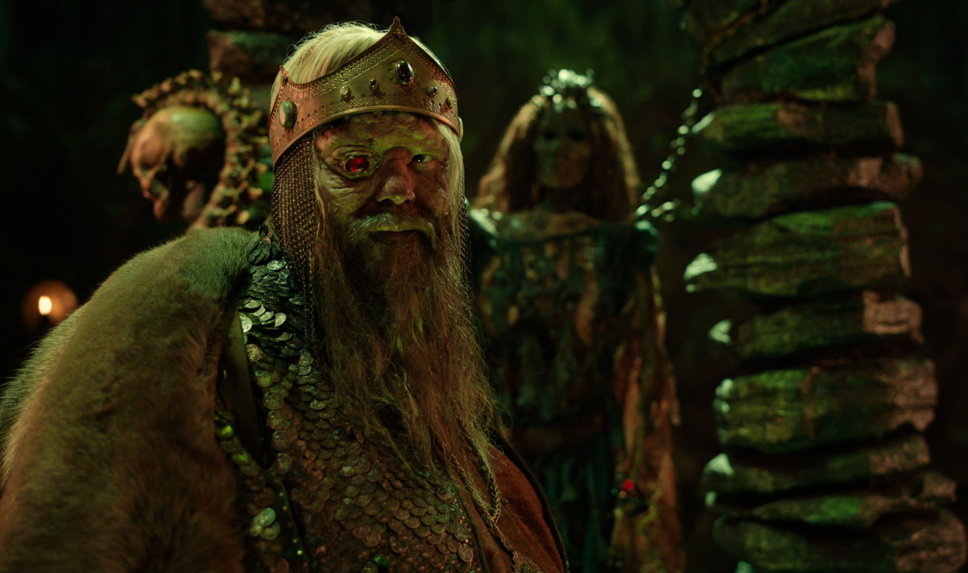 Olafur Darri Olafsoon in Netflix's Cursed