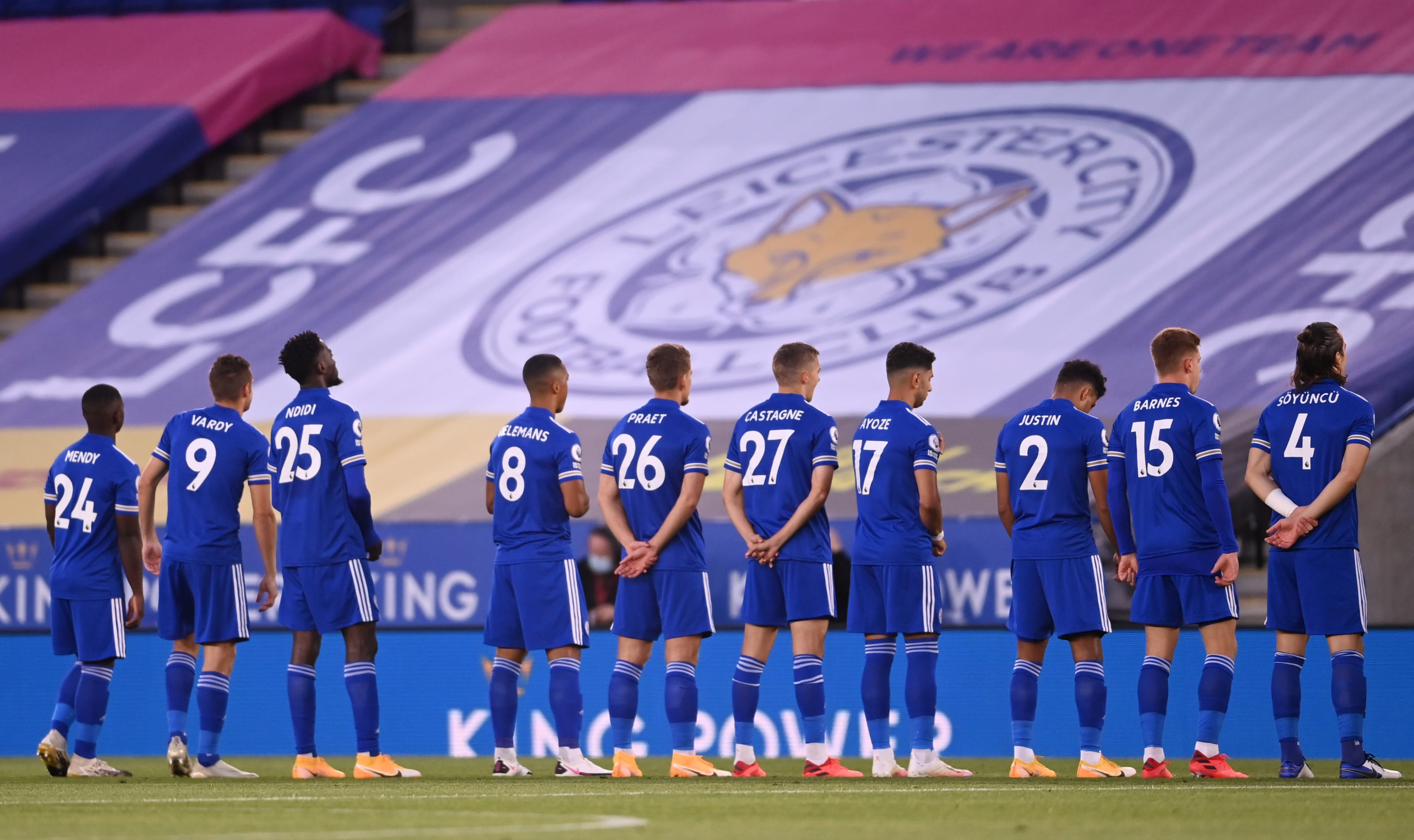 Leicester City's best line-up with new signings included in the side