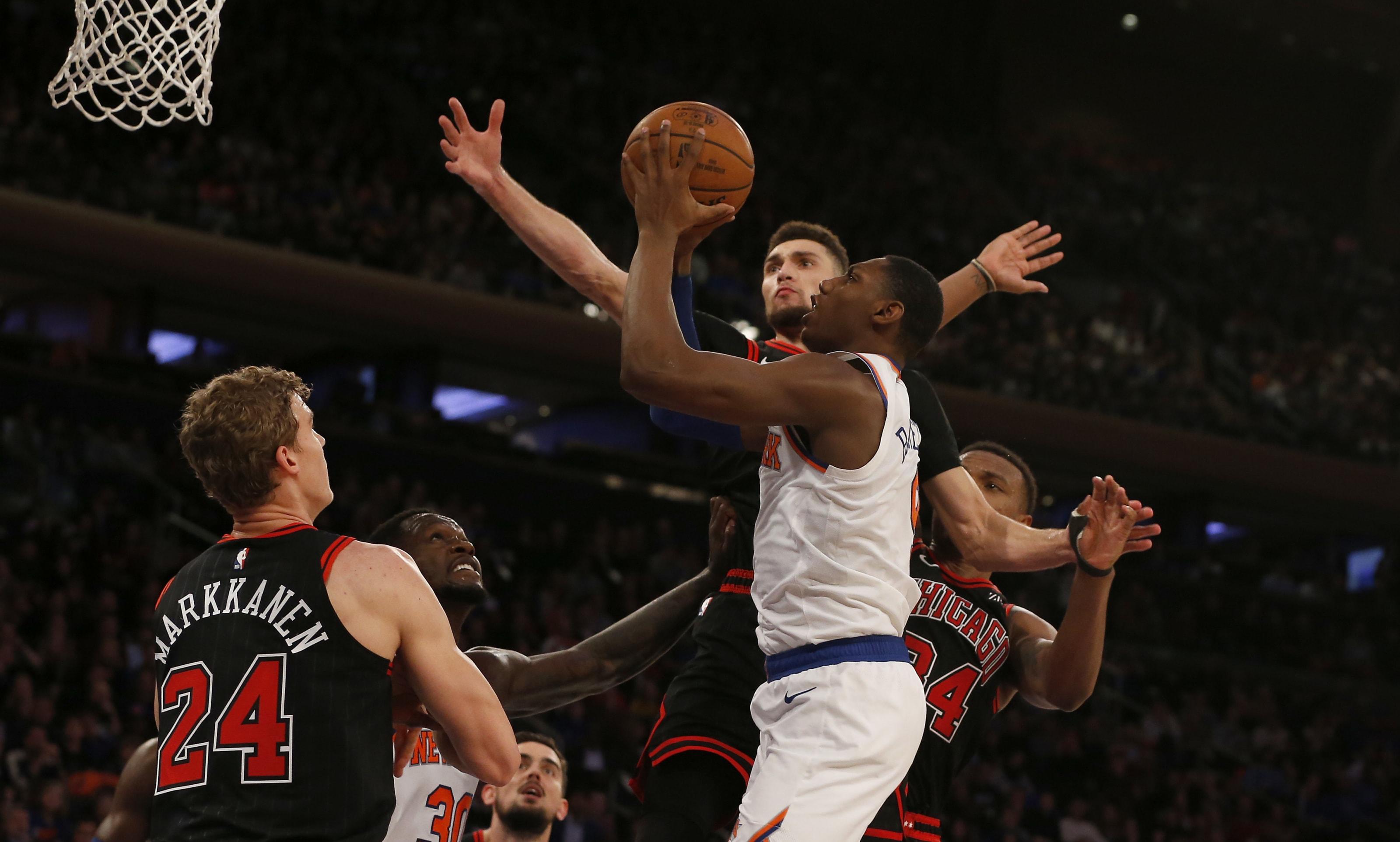 Chicago Bulls, NBA rumors
