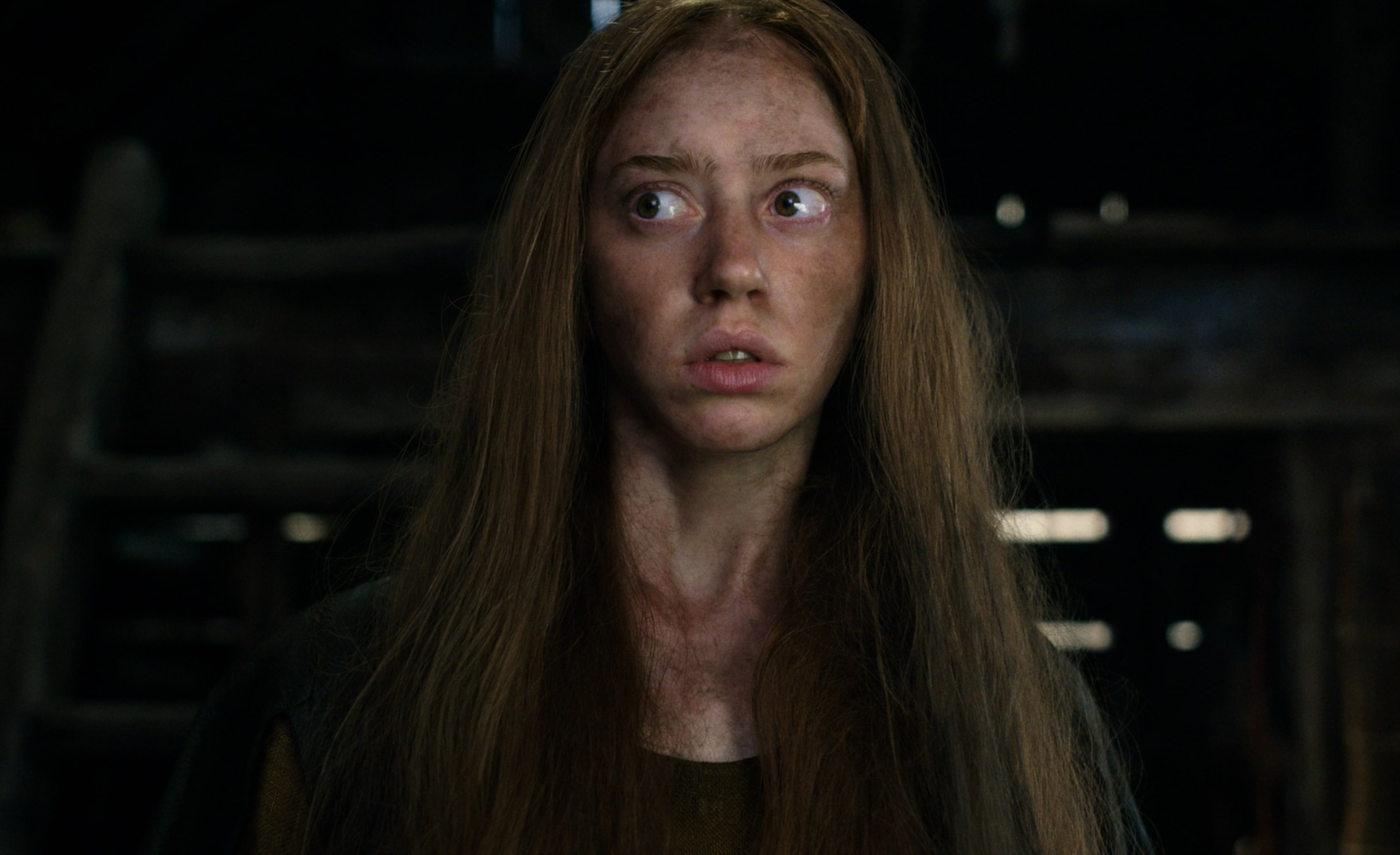 LILY NEWMARK in Netflix's Cursed