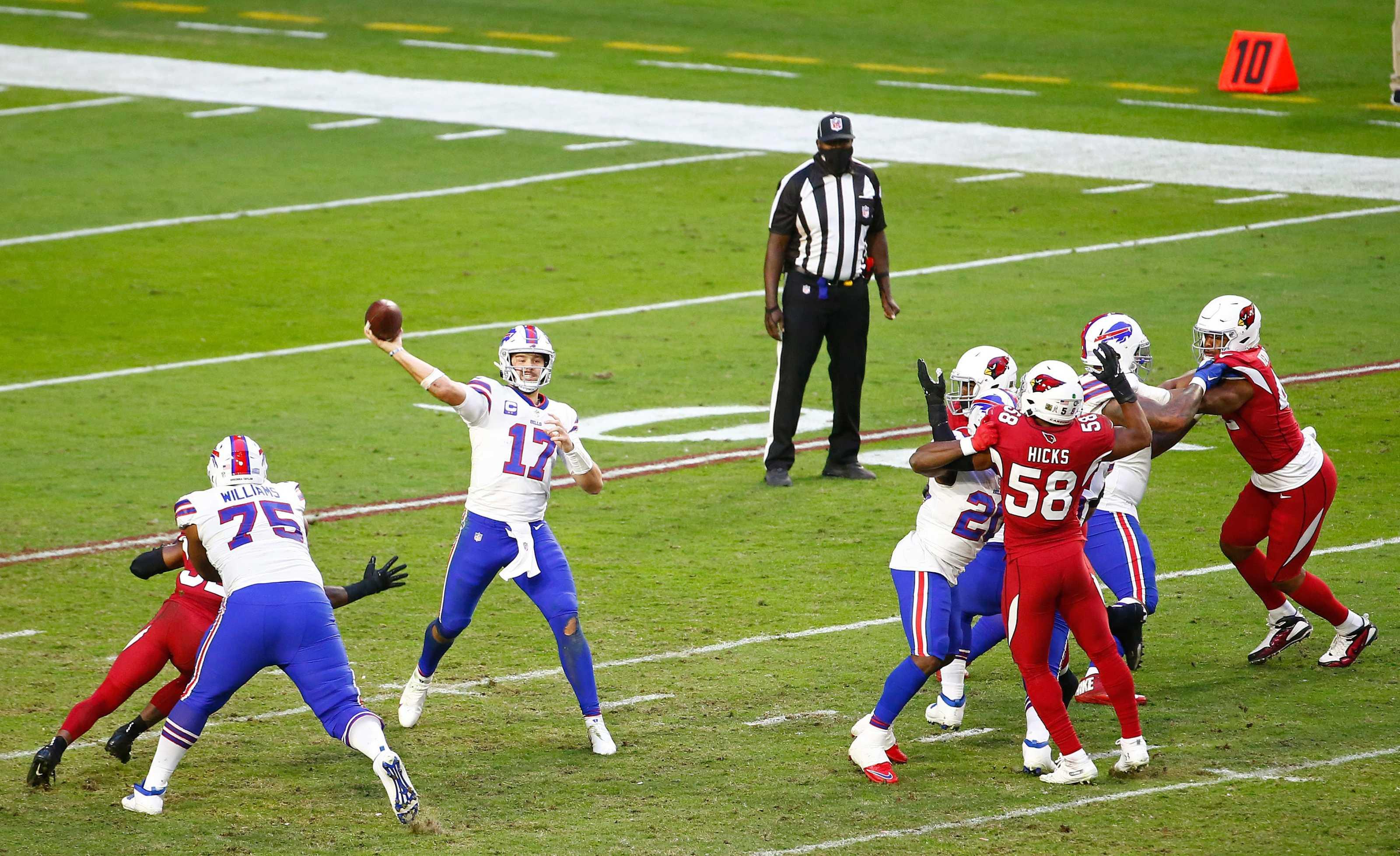 Buffalo Bills Week 2