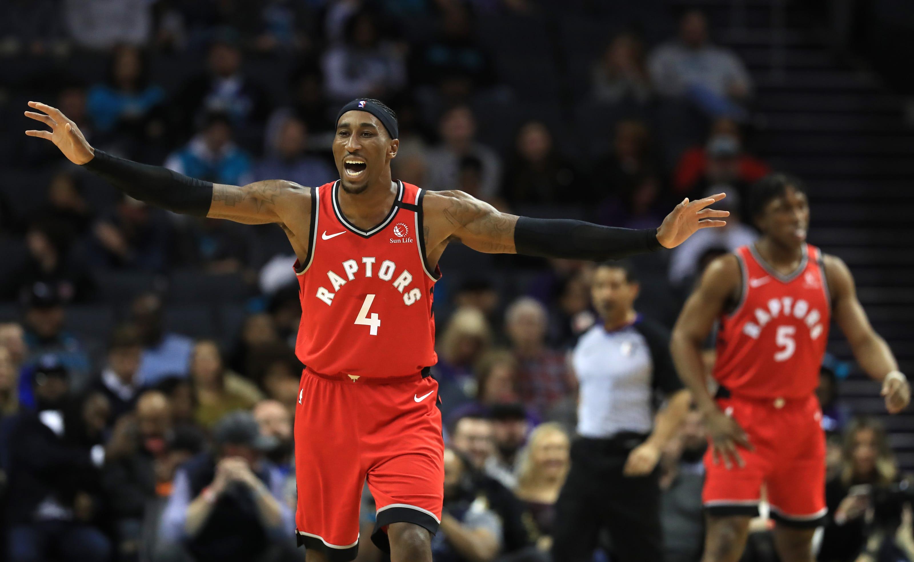 Takeaways From Toronto Raptors Overtime Win Vs Charlotte Hornets