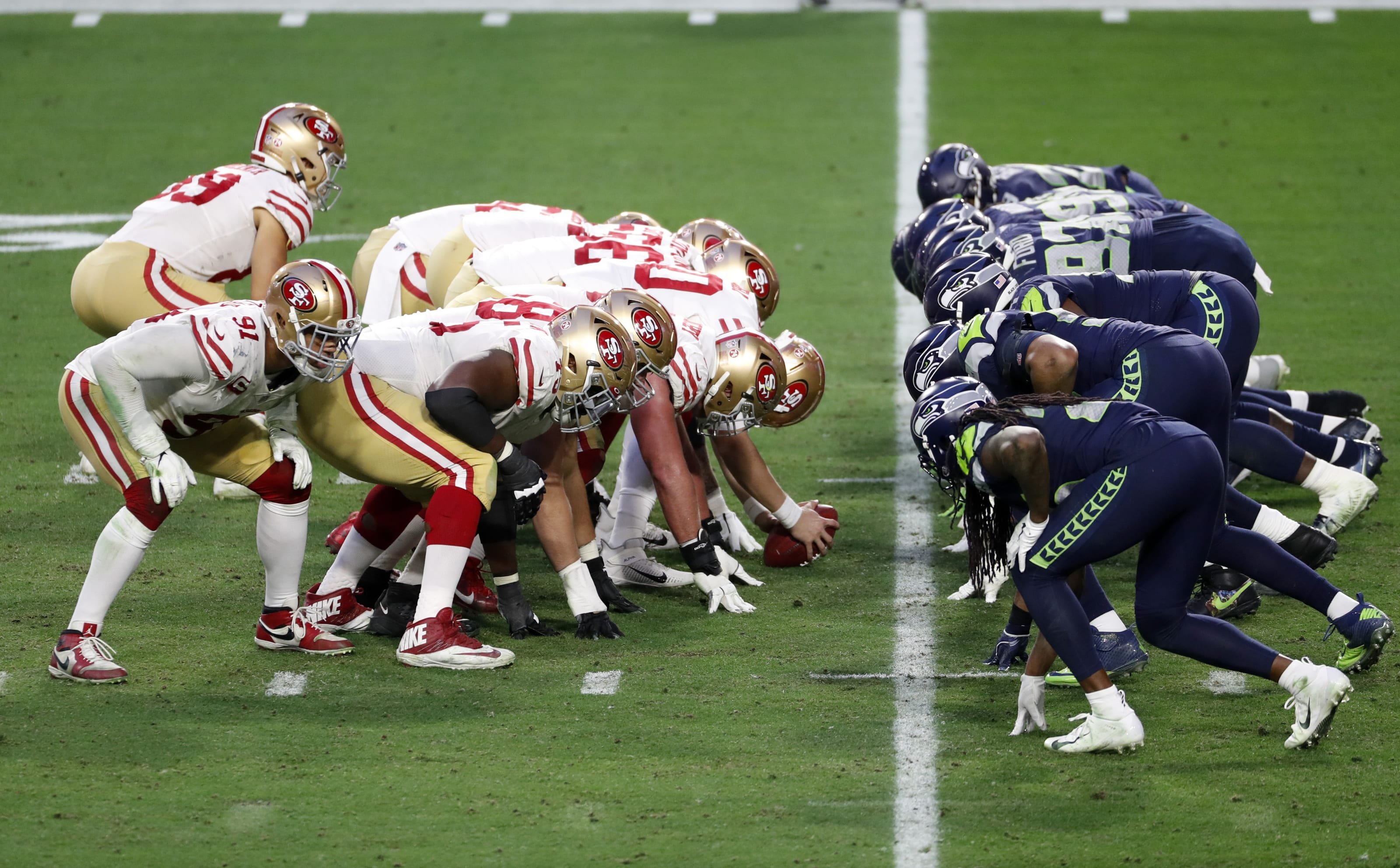 San Francisco 49ers, Seattle Seahawks