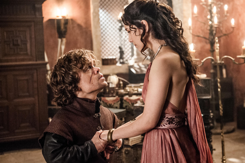 Shae van Game of Thrones