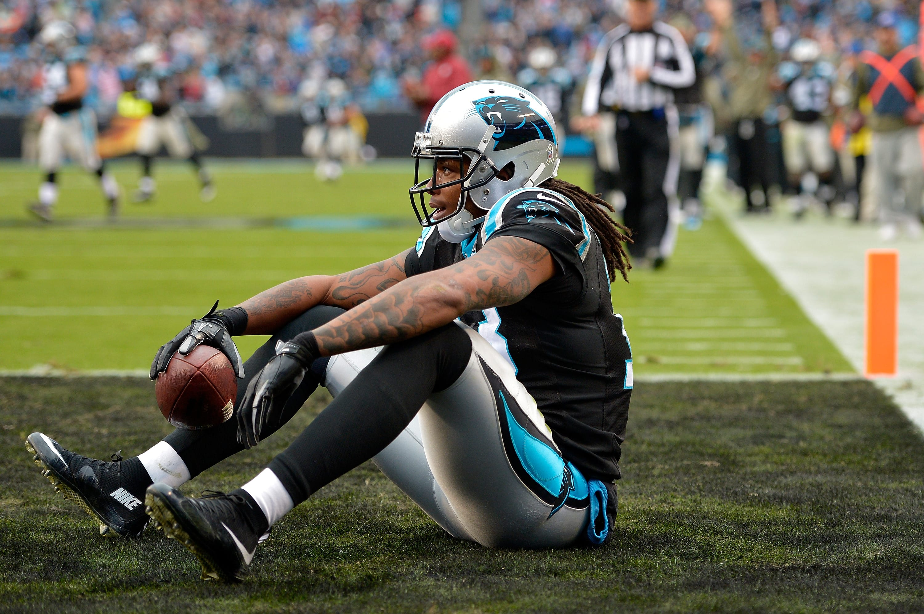 Cam Newton goes to Carolina Panthers with first pick in