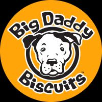 Official logo of Big Daddy Biscuits. Photo credit: Lauren Janis of Big Daddy Biscuits.