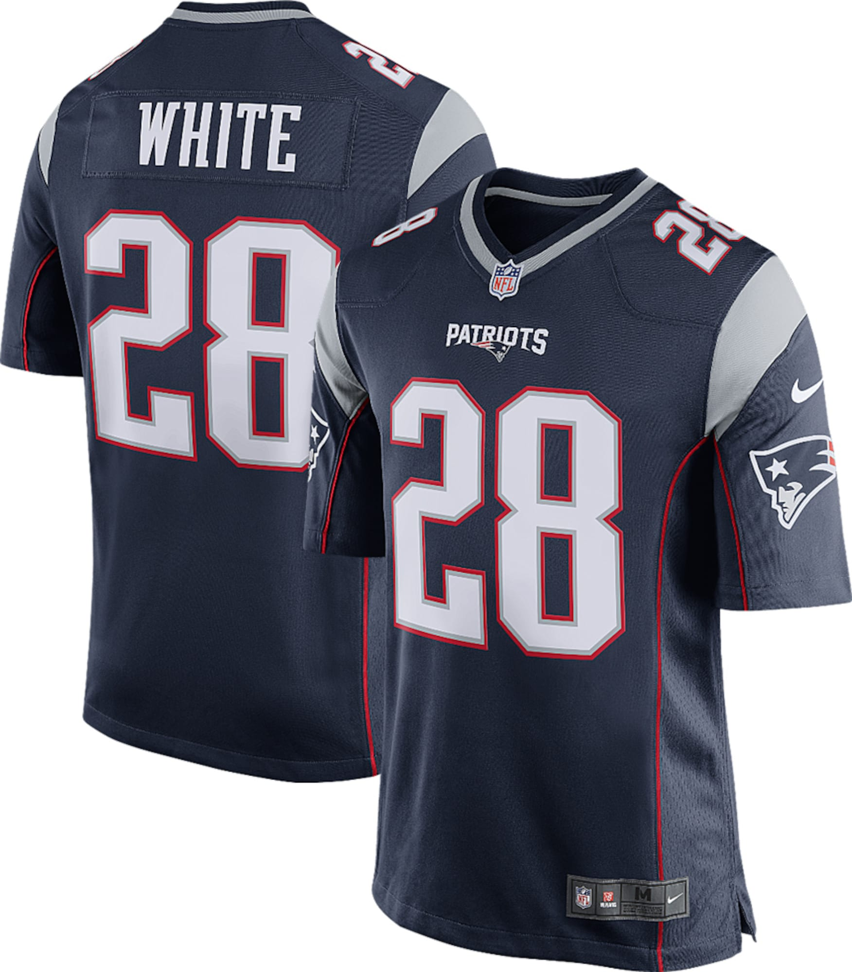 The 8 coolest New England Patriots jerseys you can get right now