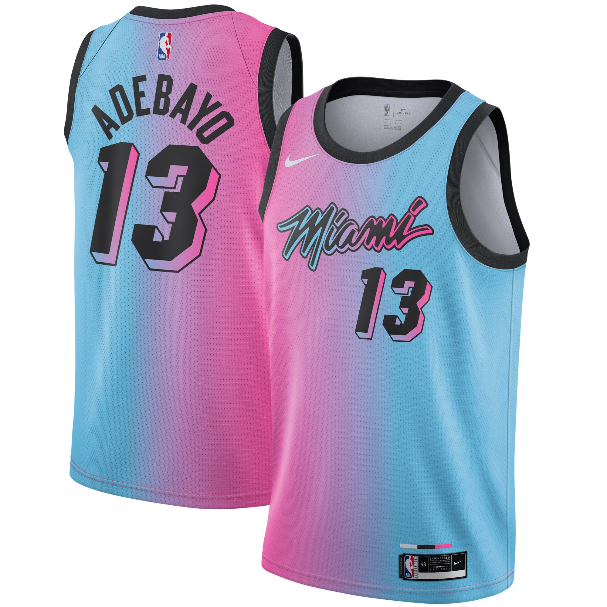 Straight Fire Order Your Miami Heat City Edition Jersey Now