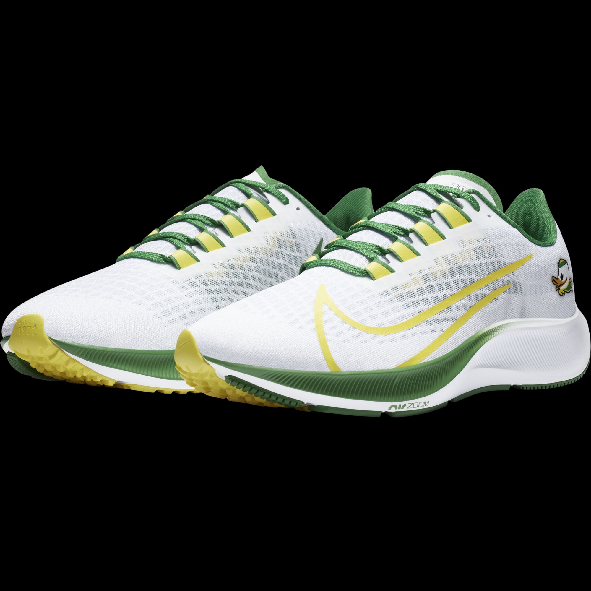 The Nike Air Zoom Pegasus 37 Oregon