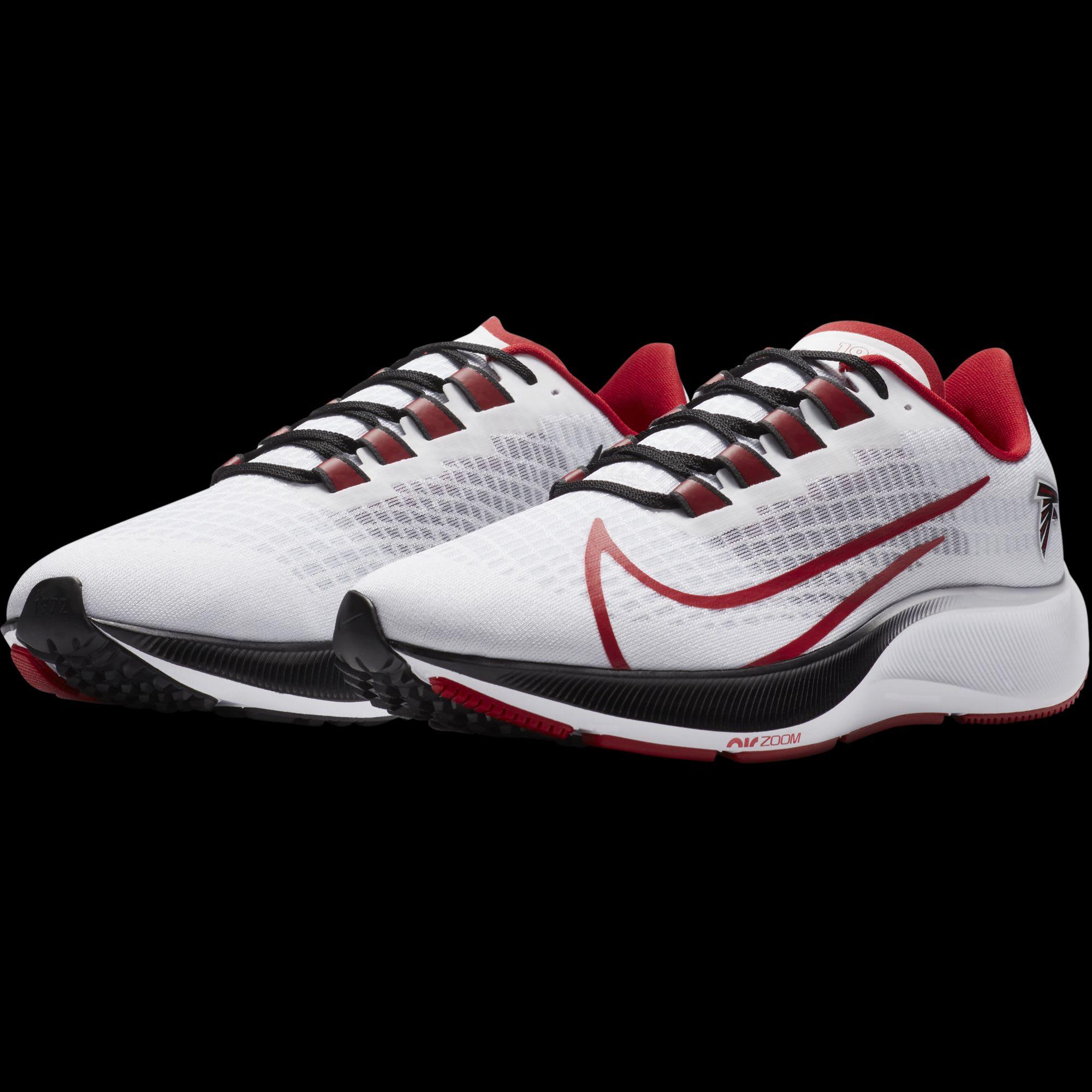 Atlanta Falcons Nike running shoes today