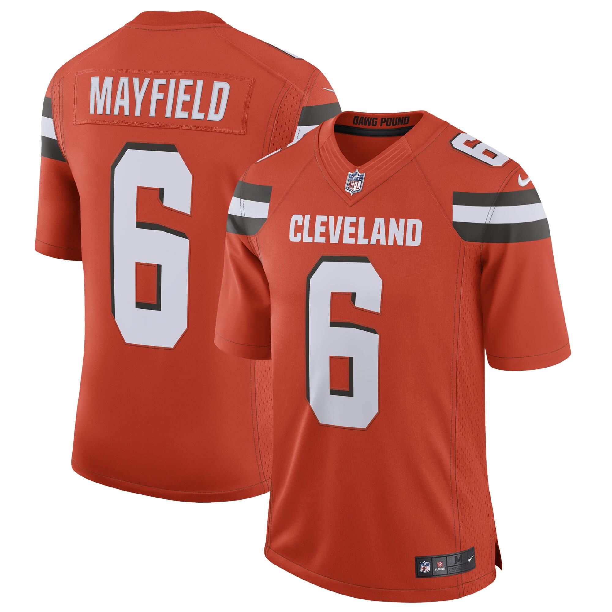 browns football jersey