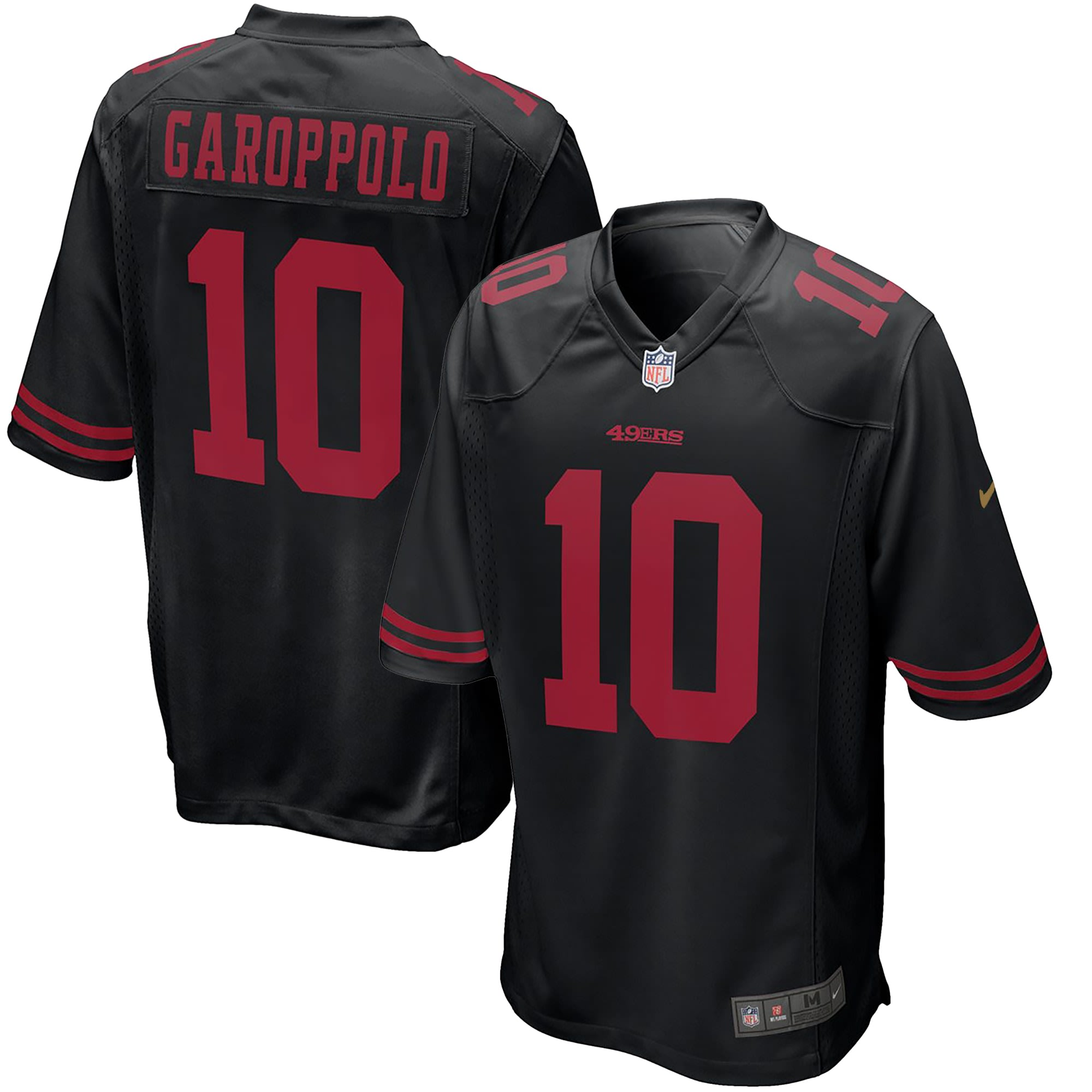The 5 coolest San Francisco 49ers jerseys you can get right now