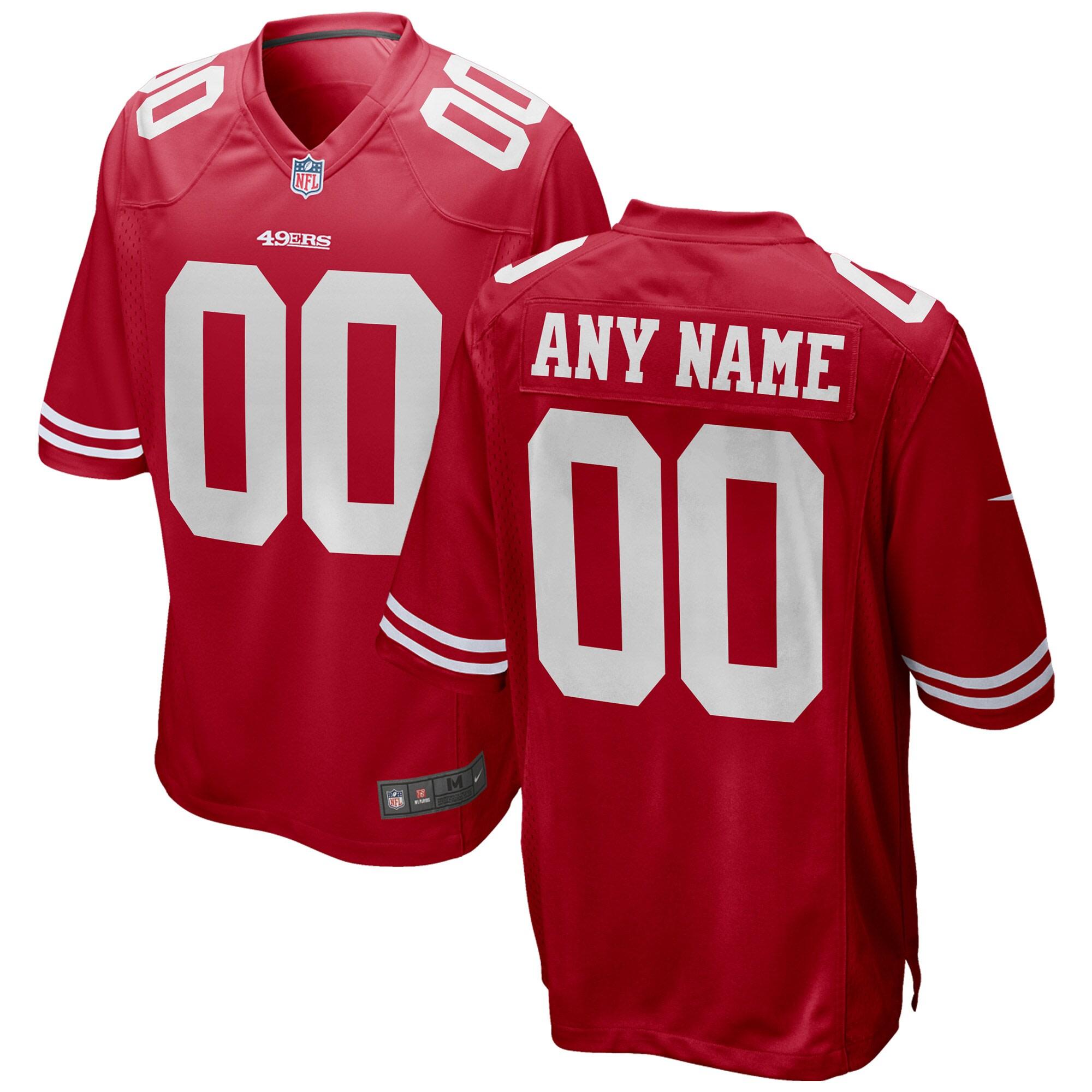 best 49ers jersey