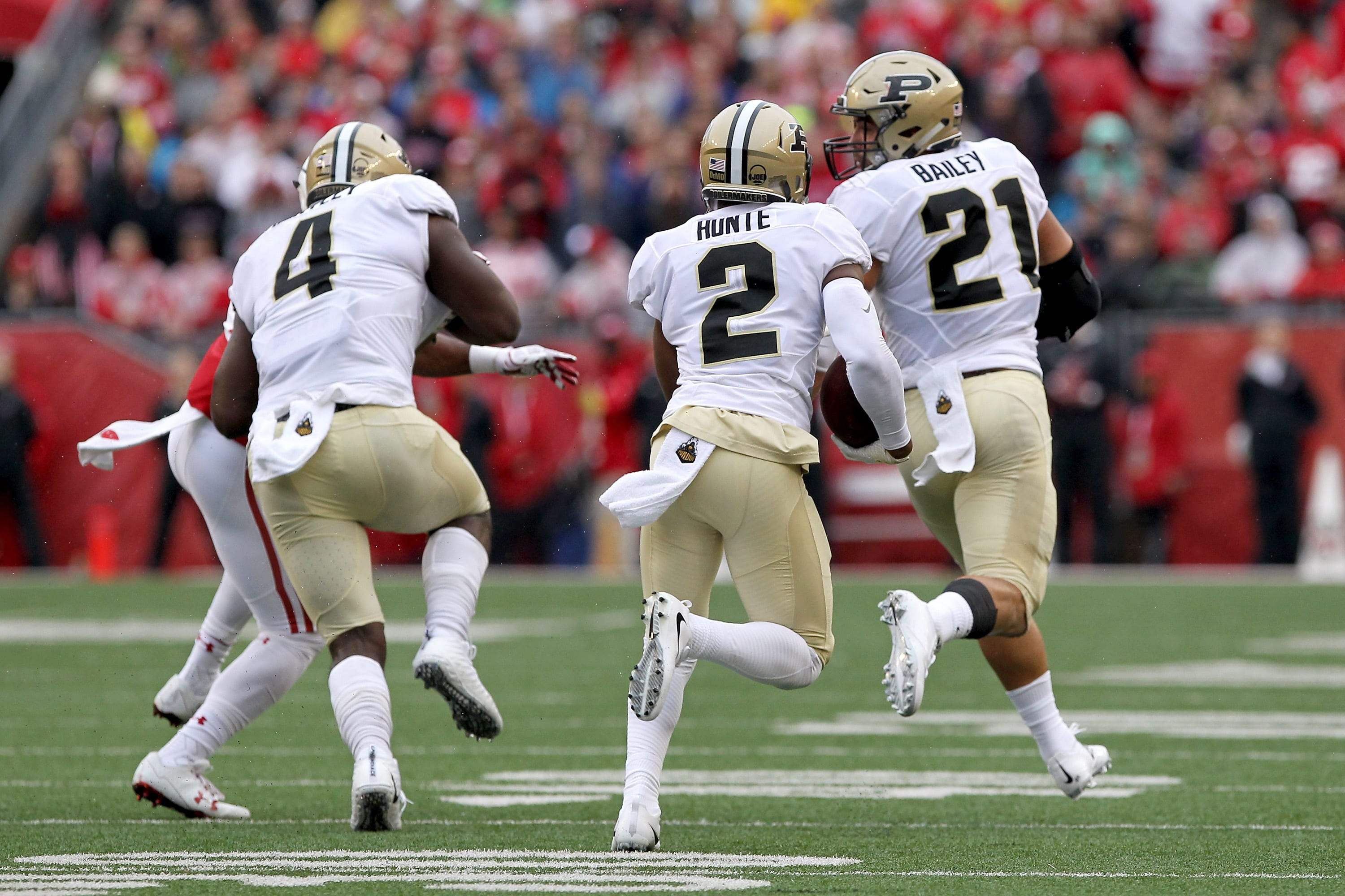 Wisconsin Football: 3 takeaways from Badgers' win over ...