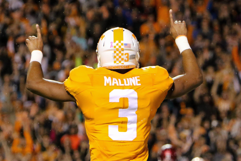 Josh Malone NFL Jersey