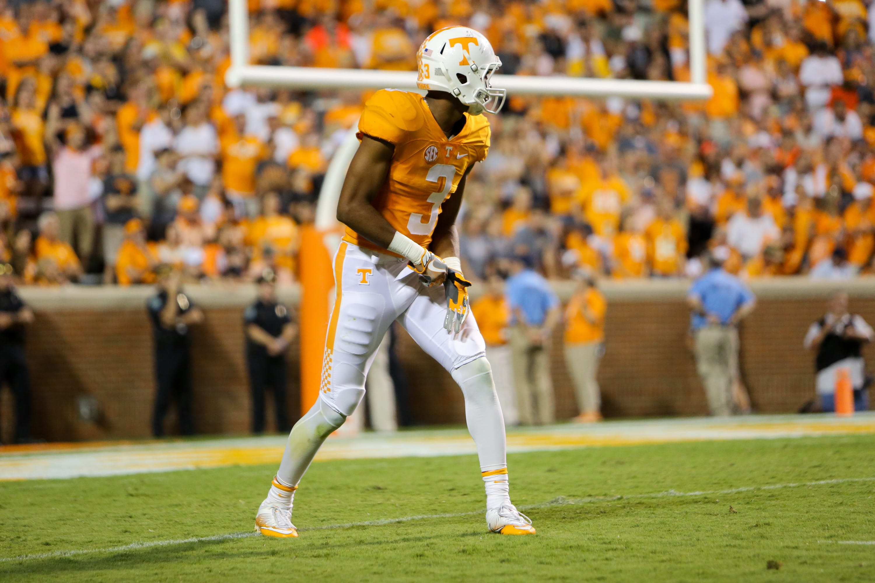 2017 NFL Draft: Top 5 Landing Spots for Vols WR Josh Malone - Page 3