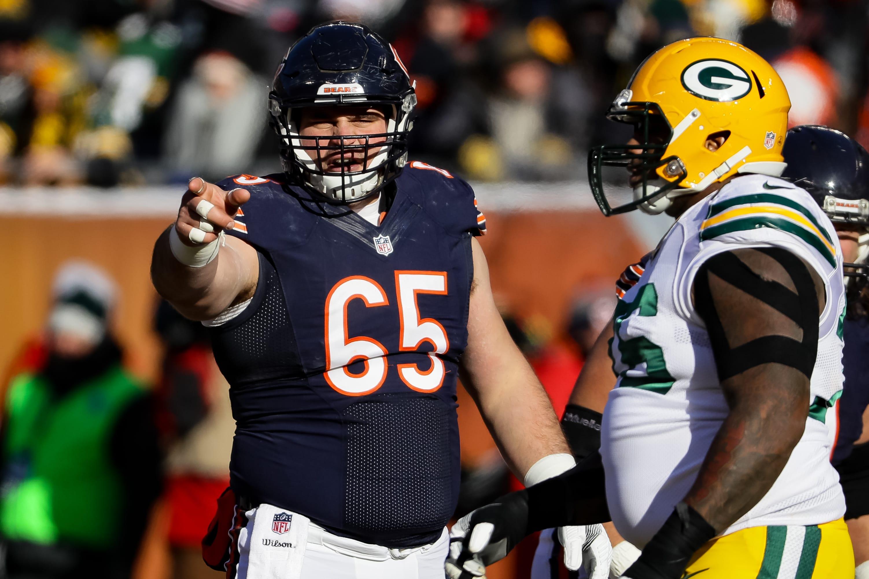 Chicago Bears, Cody Whitehair