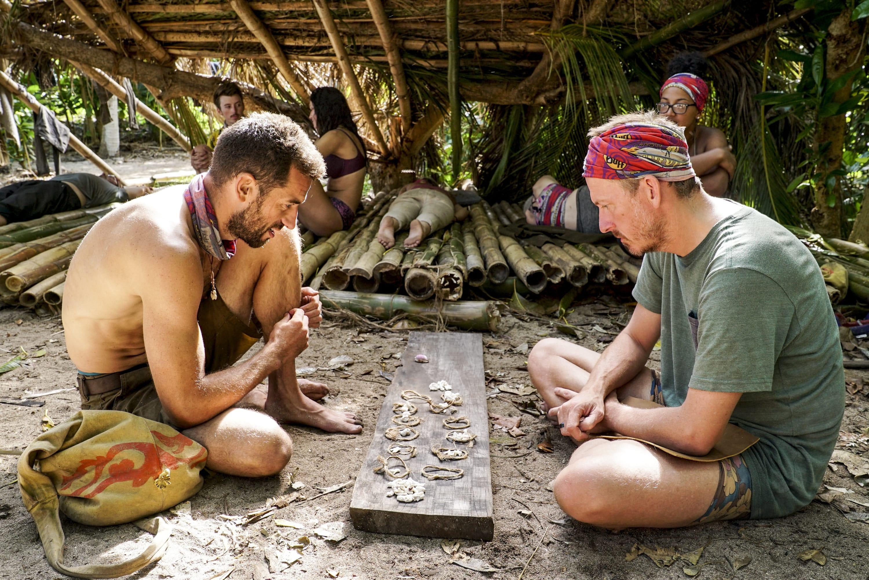 Survivor Edge of Extinction episode 8 Eric Ron chess