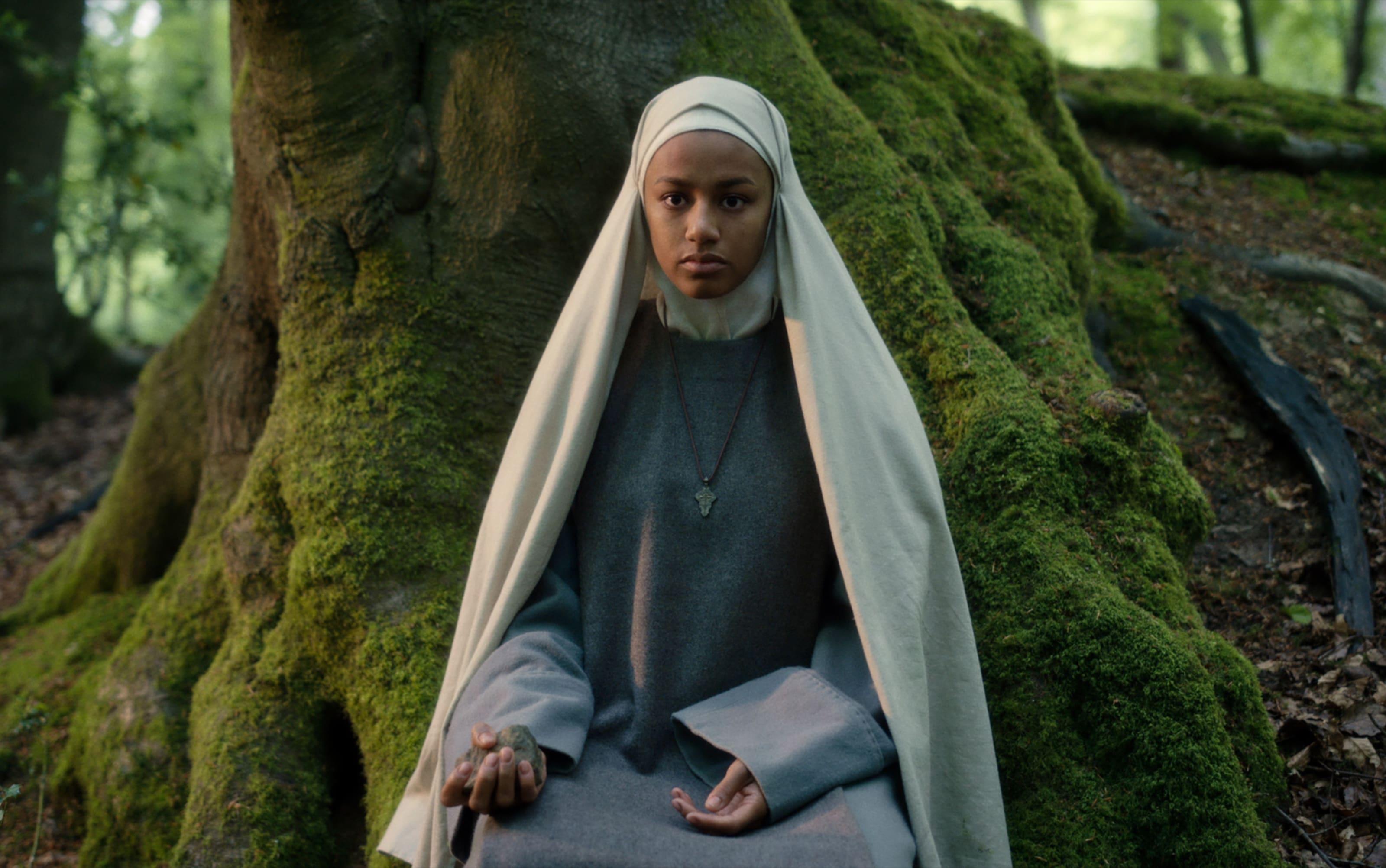 Shalom Brune-Franklin in Netflix's Cursed