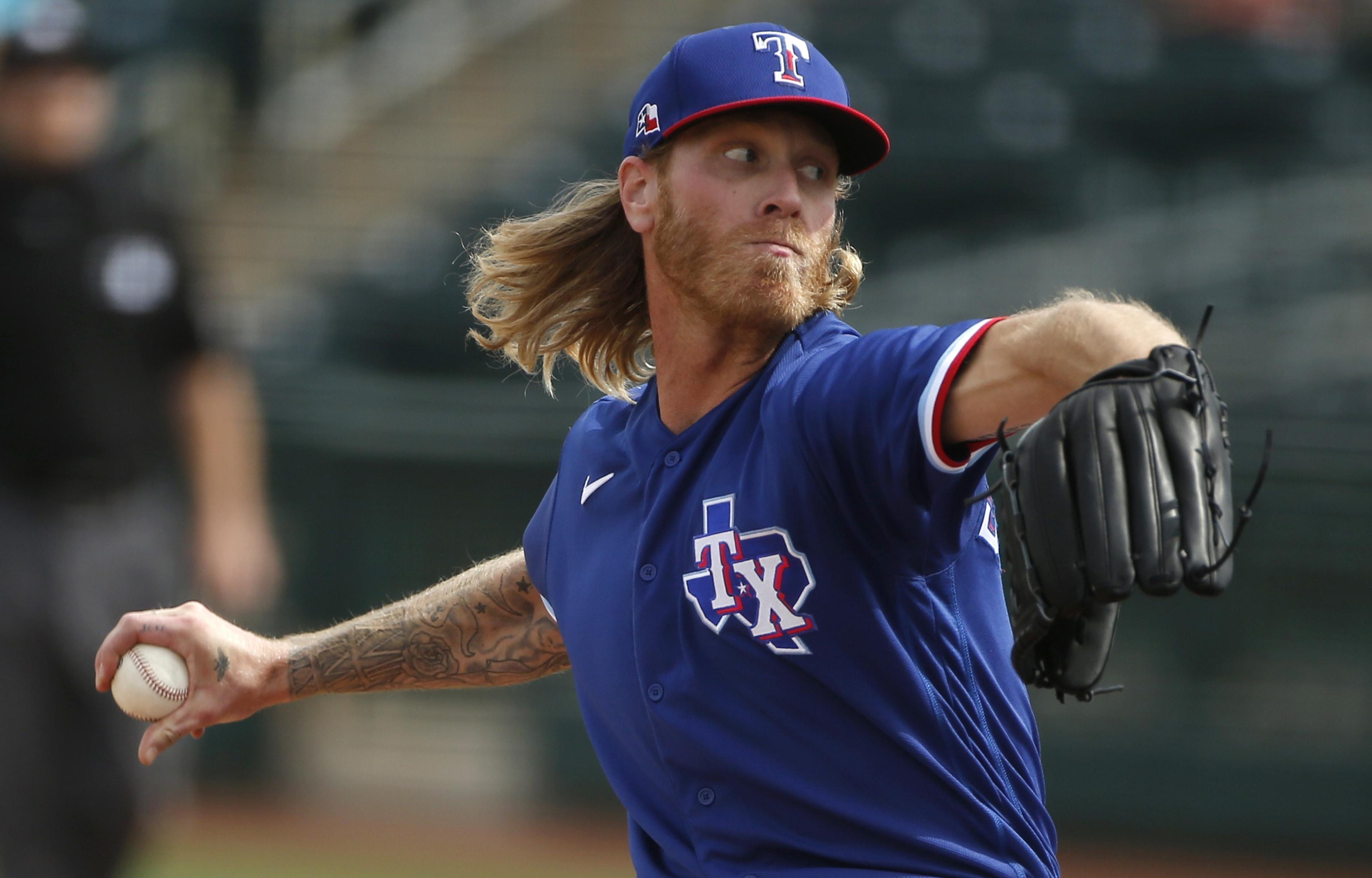 Texas Rangers Foltynewicz