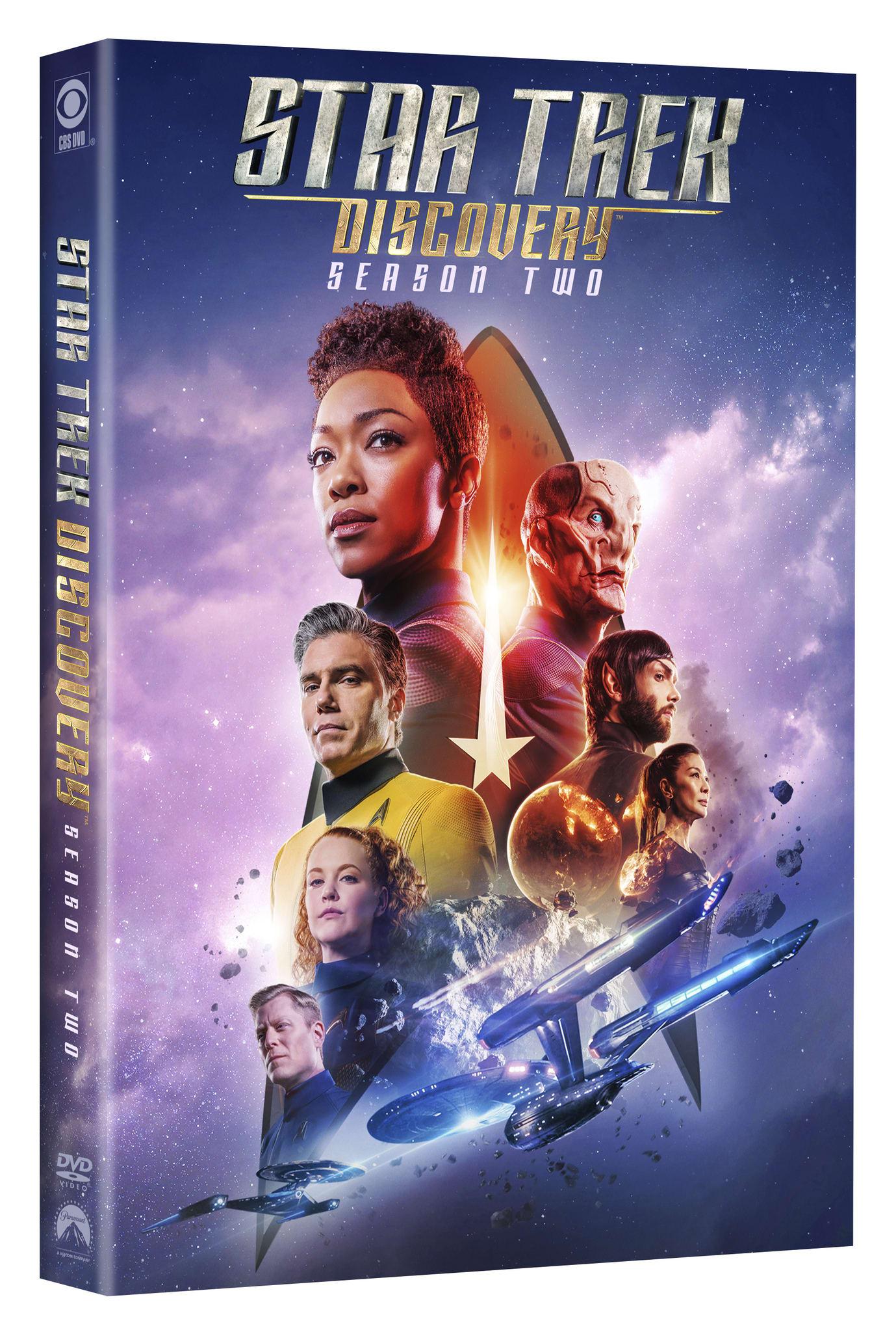 Star Trek: Discovery Season 2 Blu-ray