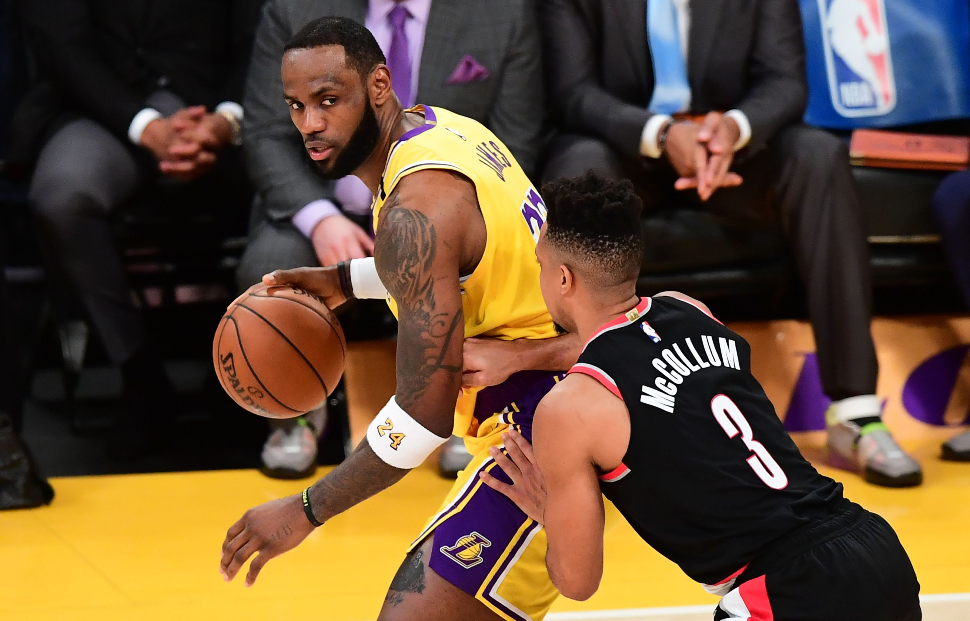 Los Angeles Lakers 3 Reasons Why La Could Sweep The Trail Blazers